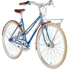 Creme Caferacer Doppio - Vélo de ville Femme - bleu